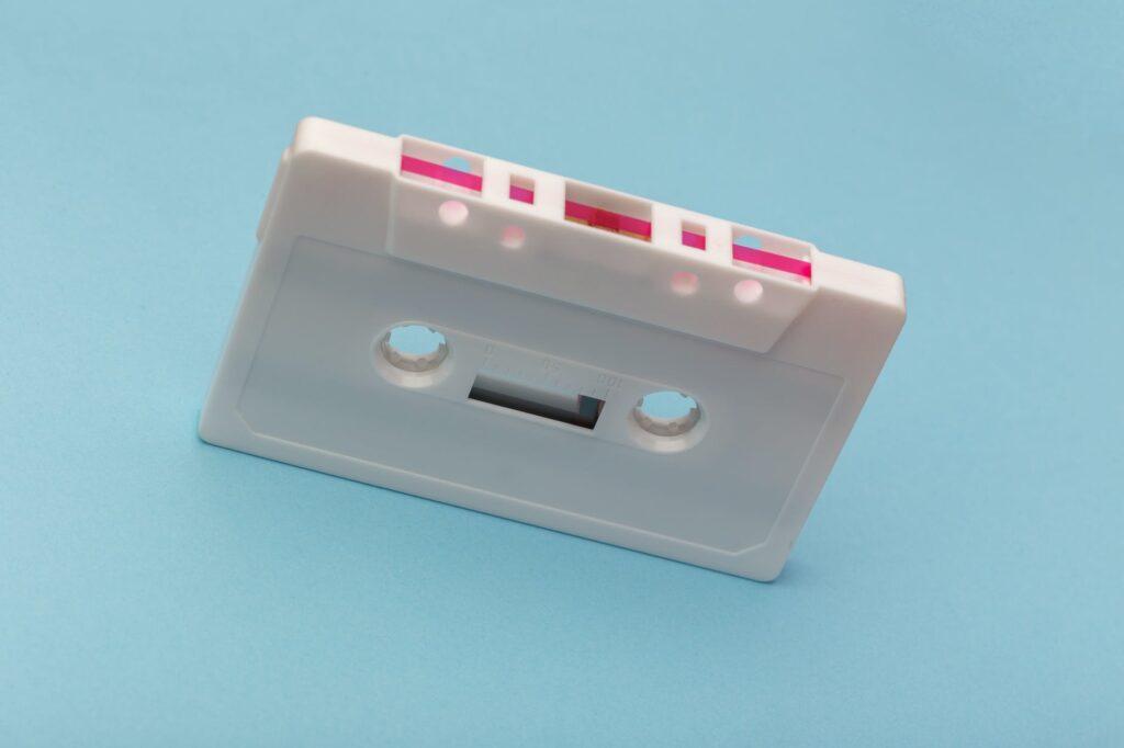 rap na kasecie