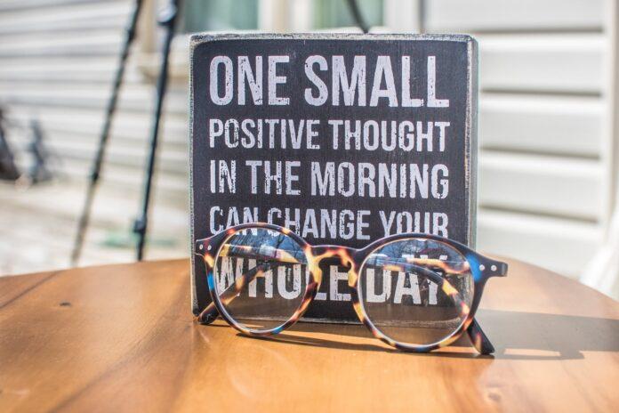 wpływ pozytywnego myślenia