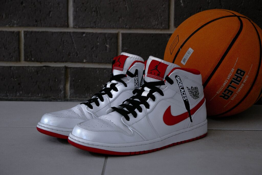 najlepsze sneakersy do koszykówki