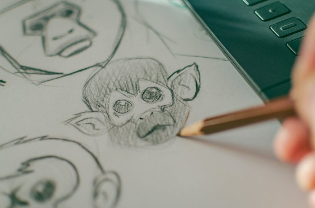 rysowanie komiksów