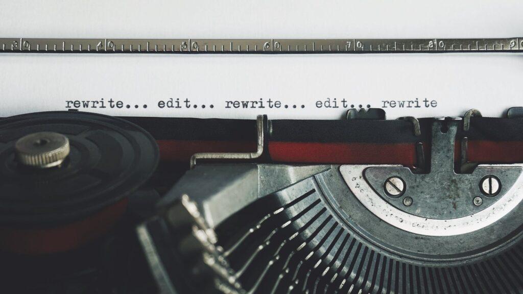 Pisanie książek