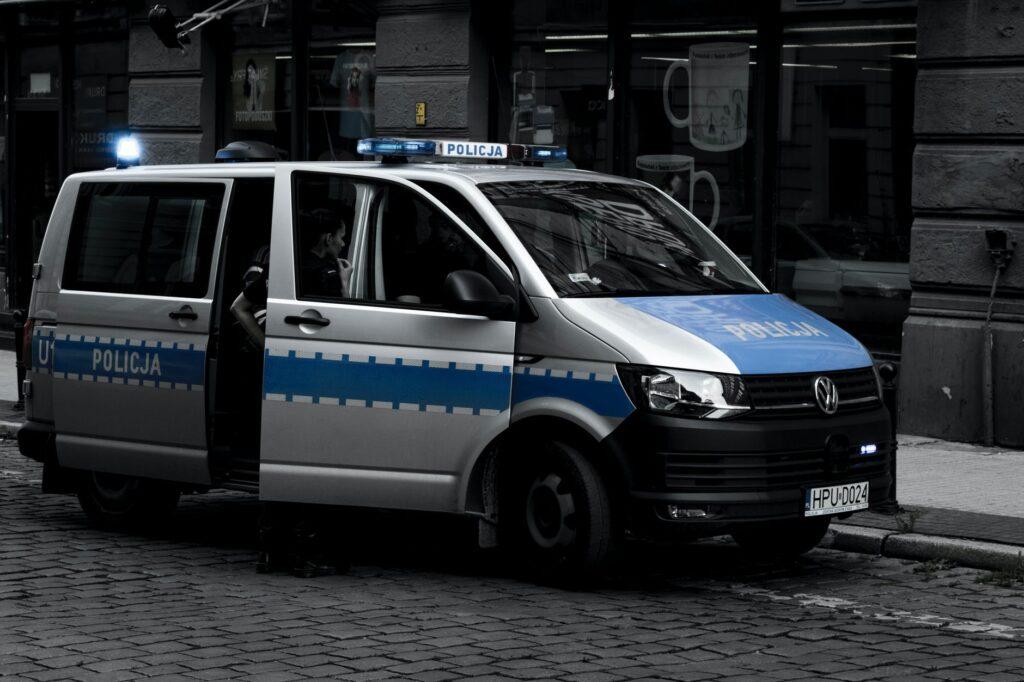 policja testy