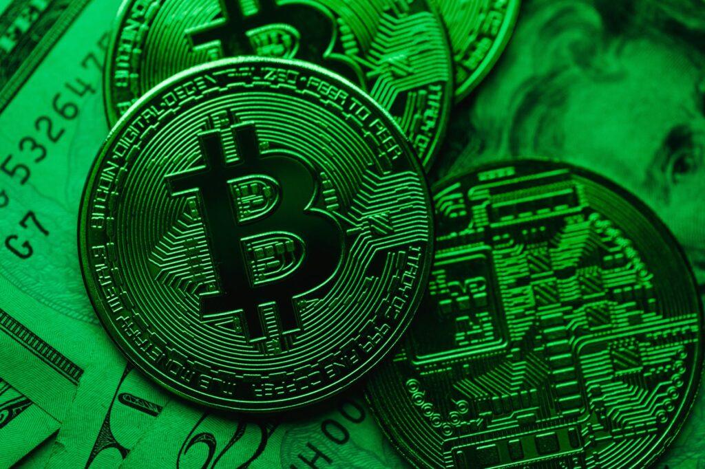 wartość bitcoina kurs